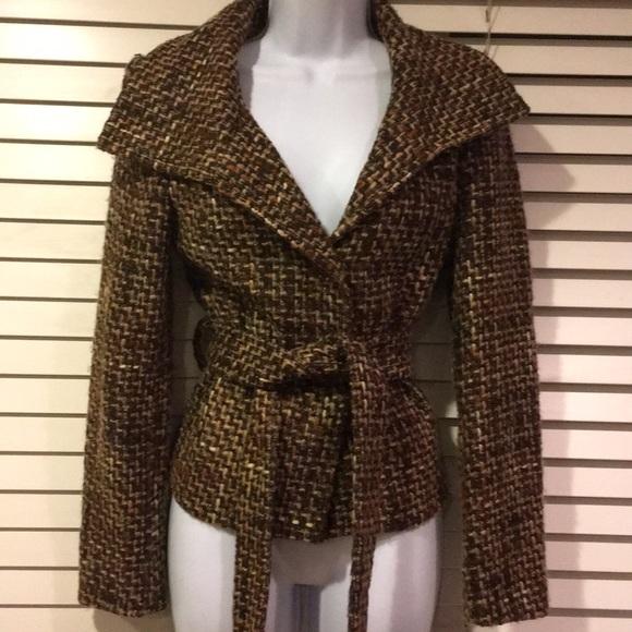 Zara Jackets & Blazers - Zara Basic Tweed Jacket